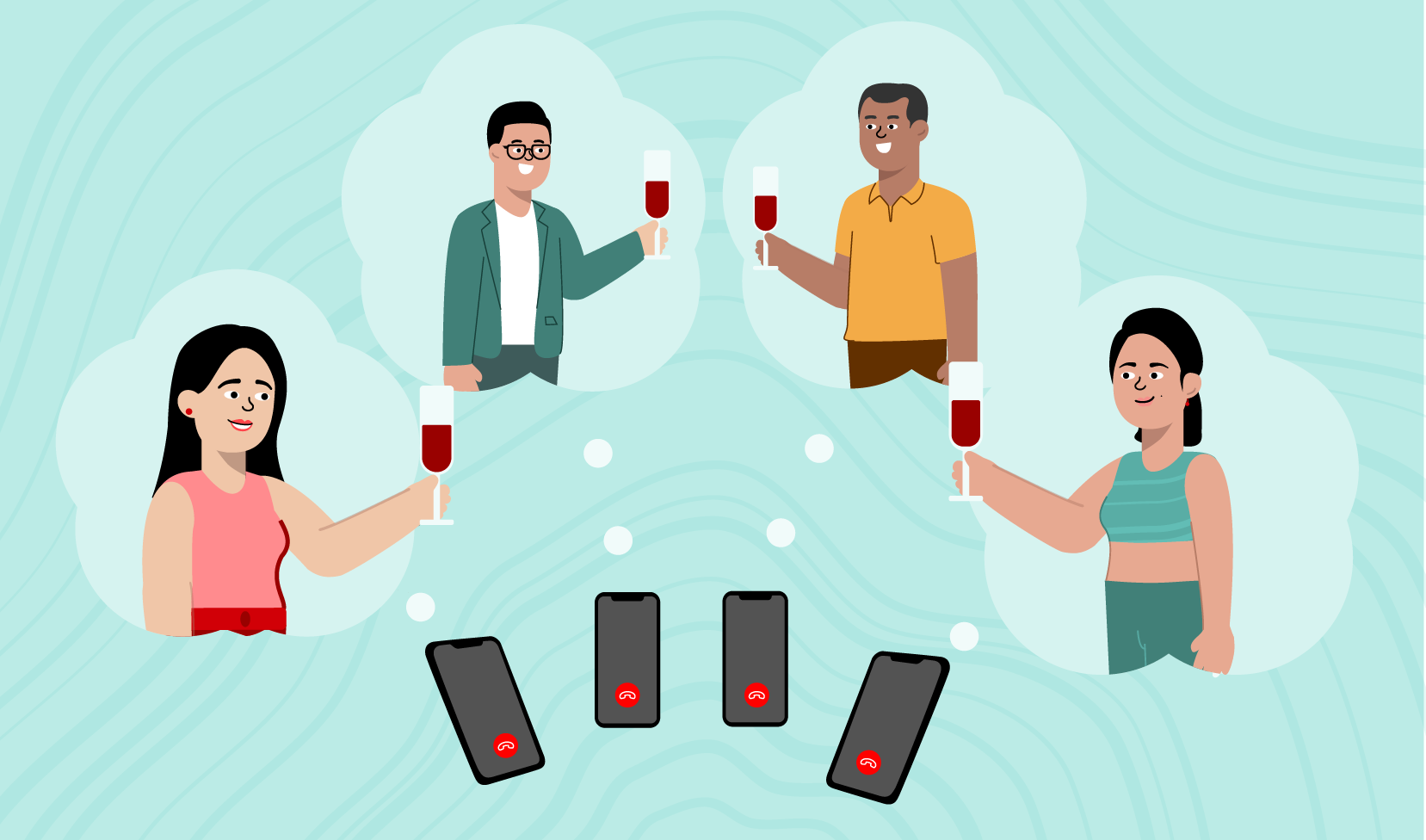 Staying Connected While Social Distancing During COVID-19